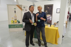 Giovanna Wale ci visita a Cosmofood Vicenza