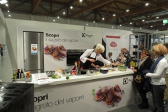 Show Cooking Donna Frida Giovanna Wale