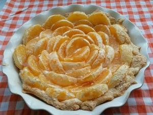 Torta aranco con liquore Donna Frida