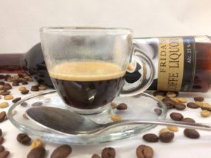 Donna Frida liquore al Caffe