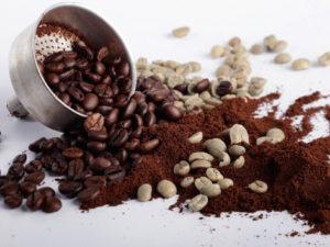 Usiamo il caffe 100% Arabica