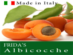 Label Frida's Albicocche