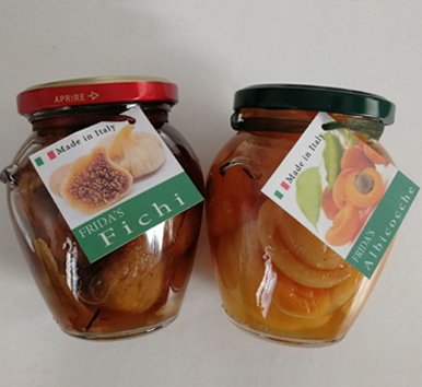Dry Figs and Apricot